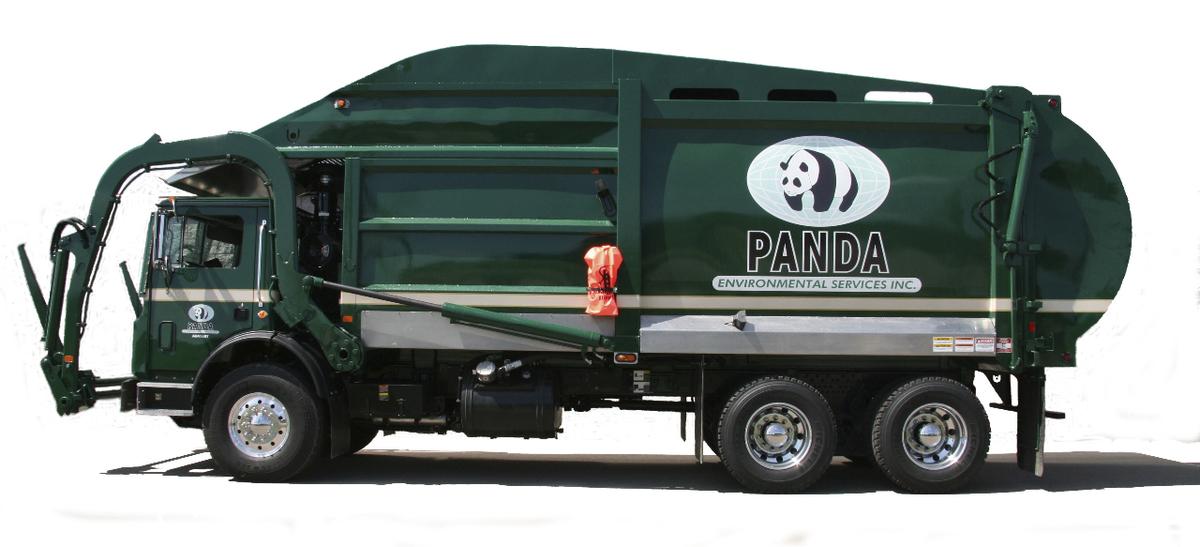 garbage pickup kitchener panda environmental services inc